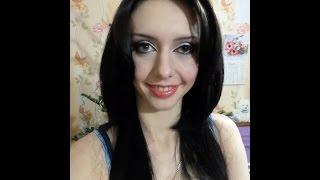 Видео выравнивание волос утюжком