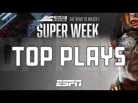 Call of Duty League Super Week Top Plays | ESPN