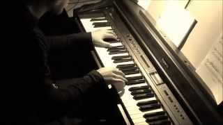 Hooverphonic - Mad about you (piano)