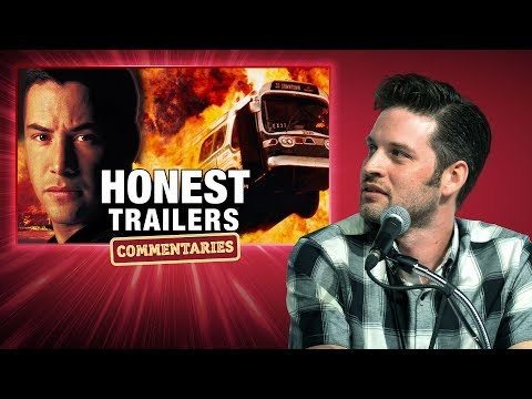 Honest Trailers Commentary | Speed