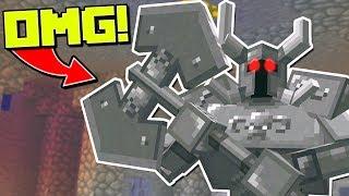 4 EPIC Minecraft Boss Battles!!   Minecraft Mods