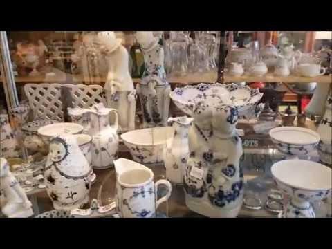 Udpluk af Royal Copenhagen musselmalet porcelæn/blue fluted porcelain