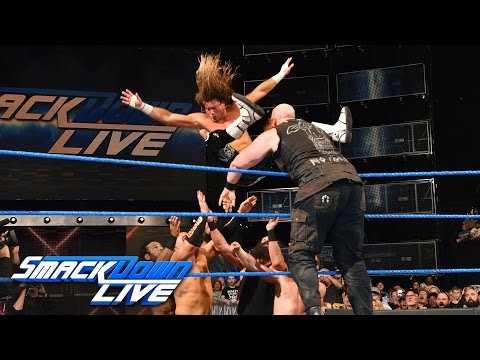 Thumbnail: WWE Championship No. 1 Contender Six-Pack Challenge: SmackDown LIVE, April 18, 2017
