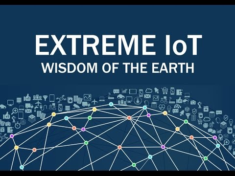 Extreme IoT - Urbanization Series: BUILDING A SMARTER CITY: