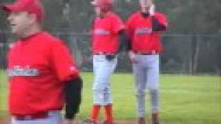 Australian baseball aug 08