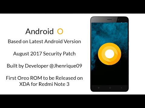 AOSP Android 8.0 Oreo ROM for Redmi Note 3 | ROM Review with Camera, Benchmarks and More !
