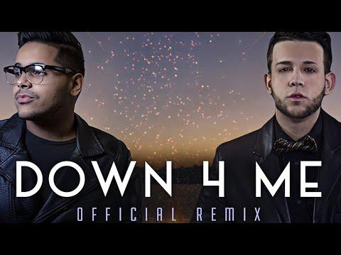 Messiah - Down 4 Me ft. Jhoni The Voice (Remix) [Official Audio]
