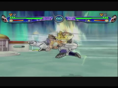 Download Configuration DBZ Budokai 3 with PCSX2 100% Speed
