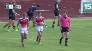 Men 7s U18 Panevezys 2018 Russia vs Sweden