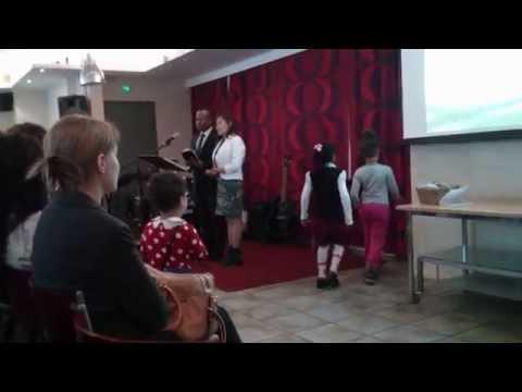 SDA international Church Helsinki 1