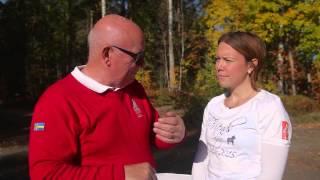 Intervju med VM-ambassadören Emma Wikén