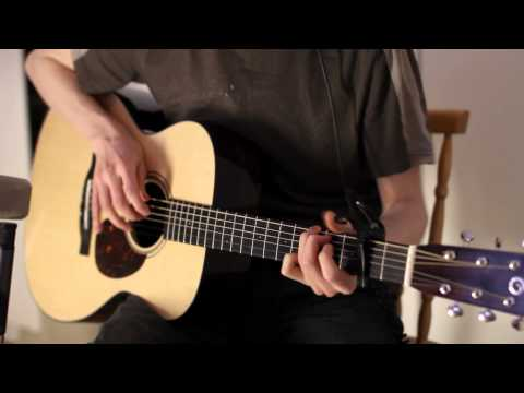 The Last of The Mohicans - Promentory (Acoustic guitar)