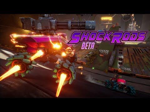 ShockRods Beta