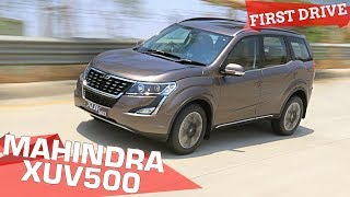 2018 Mahindra XUV500 Review- 5 things you need to know   ZigWheels.com