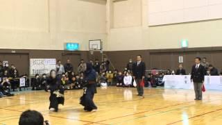 H27不動堂剣道小牛田山神社杯.