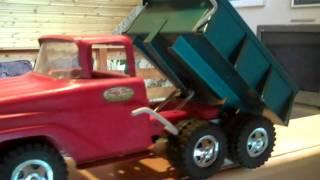 1959 Custom Tonka Dump Truck - ORIGINAL PAINT