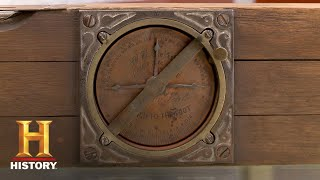 Pawn Stars: Astronomical Price for Rare 1889 Clinometer (Season 13) | History