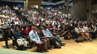 Nearly 100 People Become New U.S. Citizens