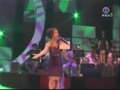 Vj Lady at Asean+3 Concert × Oh Duang Champa & Yen Sabai