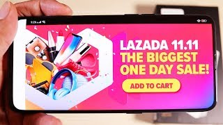 Lazada 11.11 SALE 2018 - ROMOSS Powerbanks, Xiaomi Phones and a lot more
