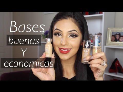 3 bases de maquillaje buenas y econ micas youtube for Sofas marcas buenas
