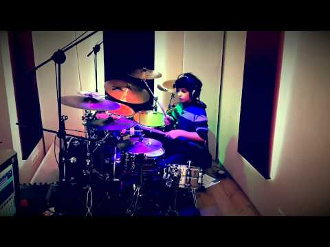 Deniz Süslü - Vak The Rock (Drum Cover)