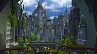 ratchet and clank metropolis musics