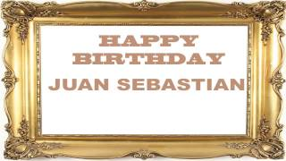JuanSebastian   Birthday Postcards & Postales7 - Happy Birthday
