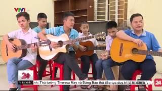 Ban Nhạc Khiếm Thị Của Trường Nguyễn Đình Chiểu - Tin Tức VTV24