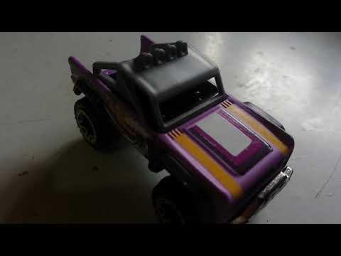 Custom Ford Bronco ( Hotwheels)