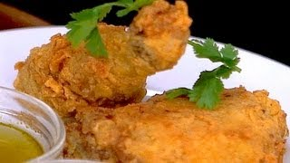 Fried Chicken Battle - Dueling Dishes