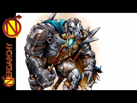 Races of Eberron- Changeling, Shifter, and Warforged| Why 5e D&D Needs Eberron