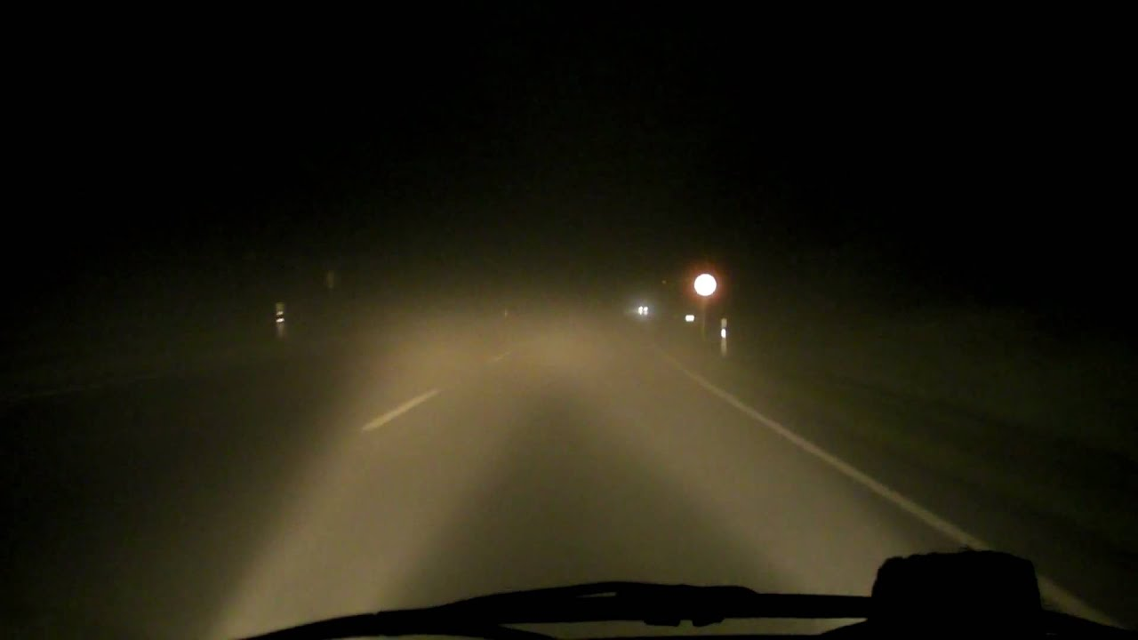 night and fog vs triumph of I rarely ride and night and likewise in fog my opinion, if you are riding much over 25mph, they illuminate what you are already about to pass in the next 1/2 second if you want driving lights, ie something that will give you usable lighting at 30-80mph, the oem fog lights are not the right kind of lights.