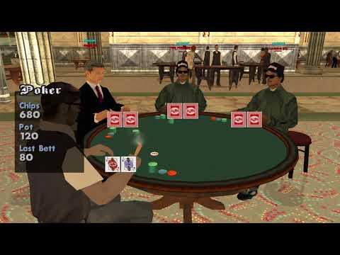 Poker Texas Holdem in SA-MP