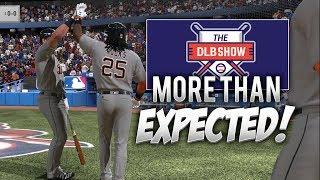Tre'Shon Rucks Future MVP | MLB The Show 19 Franchise DLB Ep 16