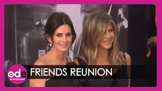 The One With the Reunion: Cast of Friends to Reunite for One-Off Special
