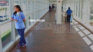 Student Spotlight: Angelica Henry thumbnail