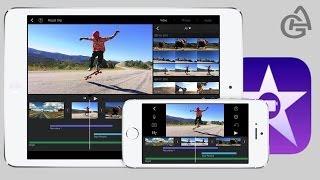 iMovie для iOS 7 - мощная программа для монтажа видео на iPad(С программой iMovie вы можете сделать из своего обычного видеоролика полноценный блокбастер. Таких функций..., 2013-10-25T16:10:31.000Z)