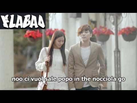canzone coreana italianizzata flabao -uccido cavie-