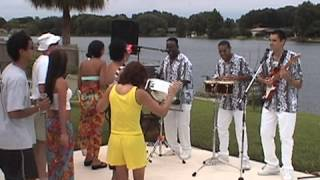 The Caribbean Crew Steel Drum Band-Beach Wedding Music-www.cocobeanproductions.com