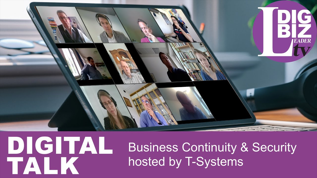 DIGITAL TALK virtual: Business Continuity & Security - Die Learnings