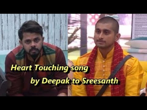 Deepak Thakur's Emotional Song for Sreesanth || Bigg Boss 12