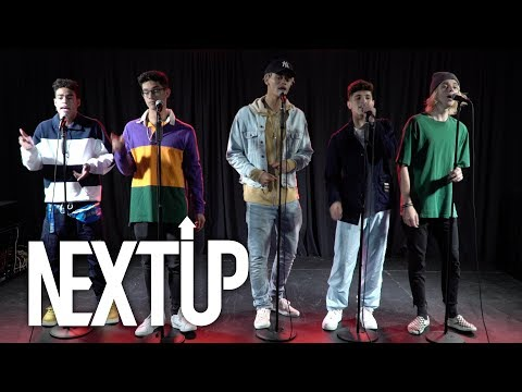 PRETTYMUCH Performs 'Would You Mind' Acapella