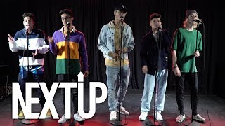 Video PRETTYMUCH Performs 'Would You Mind' Acapella download MP3, 3GP, MP4, WEBM, AVI, FLV Januari 2018
