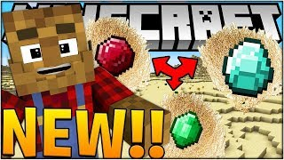THE LUCKIEST MINECRAFT MINIGAME TUMBLEWEED- WILD WEST LUCKY CHALLENGE
