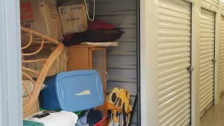 Lady Lost Storage Unit Due To Payment At Auction