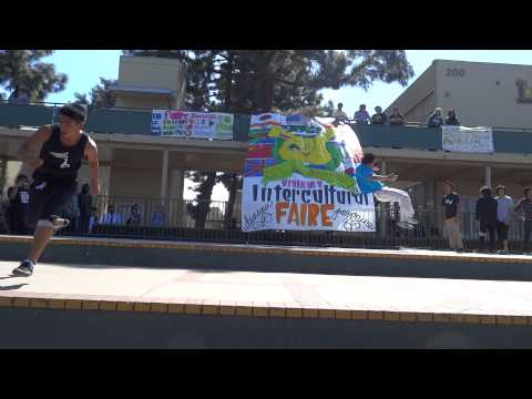 Club 540 and Precision Tricks Intercultural Faire 2013