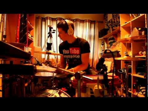 The Black Eyed Peas - Whenever (Drum Cover) By Leigh Dalton