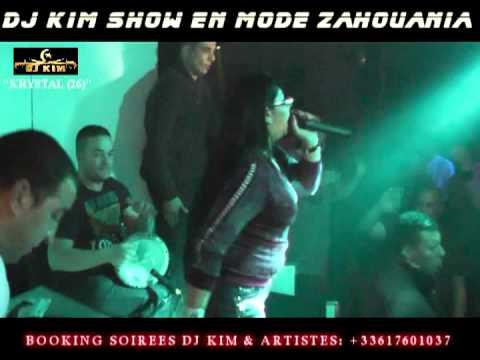 ZAHOUANIA & DJ KIM AU KRYSTAL 26 en LIVE