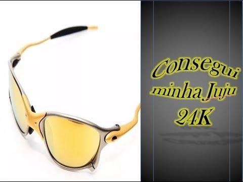 d4db4d829 Óculos de sol Oakley Juliet promoção no link tempo limitado - YouTube